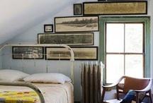 Attic Bedrooms. / by Maya Miller