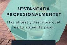 Coaching para mujeres profesionales / Recursos para ayudarte a salir del estancamiento si eres una mujer profesional o una emprendedora.