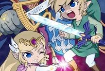 The Legend of Zelda / by Elizabeth Mitchell