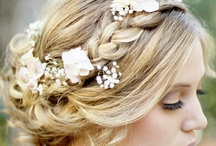 Wedding hairstyles / After the big WHITE DRESS, it's the next big decision. Be INSPIRED by our selection of WEDDING HAIRSTYLES