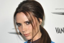 Victoria Beckham hairstyles / From her early start in The Spice Girls, to today's long locks, VICTORIA BECKHAM has gone from fledging FASHIONISTA to setting the TRENDS