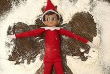 Elf. Shelf. / by Melissa Parker