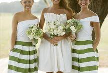 Bridesmaids / by Maxit Flower Design