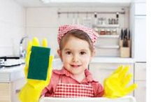 Little Helping Hands / Pins to help organize kid chores / by Angela:: Real Mom Extraordinaire