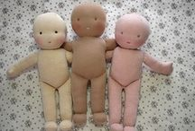 DOLL MAKING / Instructions and tutorials on making Waldorf / Steiner dolls. / by Revival Collective
