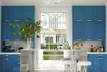 Kitchen Cabinet Ideas / by Andrea Hartley Croce
