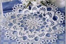 Crochet Doilies / by Dee Lafrenz