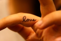 Tattoo Love / by Kate
