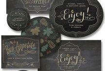 Type & Words / Typography, design & fonts.