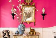 Dream Home / Photos of interior designs/home decor