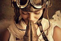 Steampunk / Steampunk inspiration.