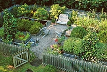 ♥ Cottage Potager  ♥