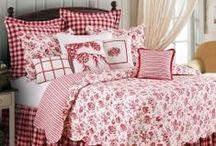 ♥ Cottage Bedrooms ♥