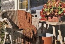 ♥ Cottage Porch ♥