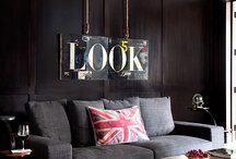 Interior Design Idea's / by Suhaily