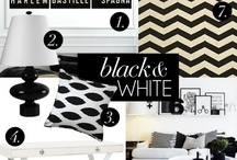 Black & White / by Suhaily