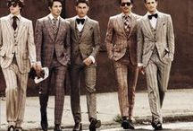 Dapper / gentlemanly fashion that has nothing to do with anyone but our obsession for bowties shhh just go with it