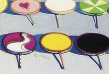 Wayne Thiebaud the artist / by The Turner
