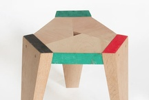 in parts / furniture / by Becca Lee