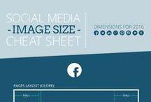 redes sociales / social media / Imágenes e infografías relacionadas con las redes sociales y social media.