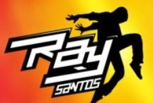 Trabalhos e viagens by Ray Santos / Neste paínel vocês irão acompanahar fotos e vídeos dos trabalhos e viagens do coreógrafo e dançarino Ray Santos.