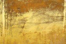 White & Gold / Gold White Paper
