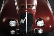Alfa Romeo  / by Randy Cotton