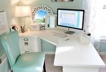 Dream Office / Oh I'd love an office like this!