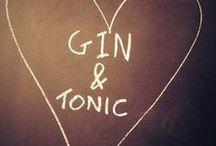 Gin & Tonic / by Julie Aubé