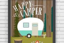 Happy Campers! / by Robyn Shearburn
