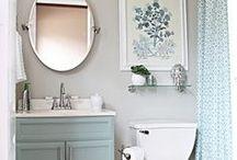 Dream Laundry/Bathroom / Spa-like beauty for a laundry or bathroom