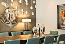 Dream Dining Room / Pretty place to eat