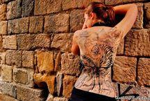 Tattoos / jolis tatouages  / by Fromage ou Dessert ? Dessert !