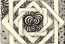 zendoodle / zentangle