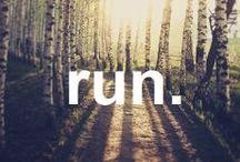 running / Tablero con imágenes de motivación para runners - #running #correr #run #runner