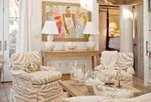 INTERIORS: Coastal Style / by Laurie Harrison