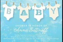 SA BABY SHOWER/ First Birth day Ideas / by Jennifer Cardosa