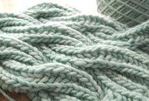 idées tricot. crochet etc / Tricot, crochet, etc...