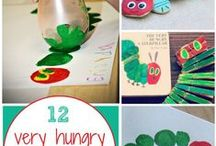 Kid's Books and Crafts