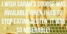 SarahFrison.com / Follow this board to find all my articles, courses, recipes and guides in one place