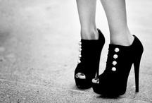 Shoes! <3 / by Heather Honeycutt