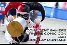 Gamer Cosplay / Just some sweet game cosplay.