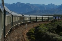 Rovos Rail - Africa / *** Rovos Rail - The most luxurious Train in the World *** Rovos Rail in Southern Africa provides travellers with a unique and luxurious way to explore the continent's magnificent landscape.  Enjoy delicious gourmet meals, relax in the comfort of an exclusive suite while traversing the most beautiful scenery.  A Rovos Rail Journey is an adventure never to be forgotten.