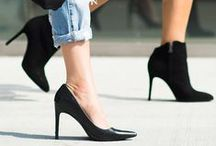 Head Over Heels / Show-stopping booties, sneakers, platforms & wedges. / by Beckley Boutique