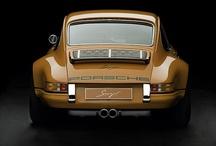 Gas - Porsche / by James Sims