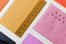 Design   Print + Packaging / Print + Packaging   Stationery, business cards, notecards, tags, stickers, packaging, marketing materials, and all sorts of things that involve paper.