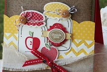 Stampin Up Perfectly Preserved / by Cathy Billings