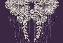lace / lace DENTELLE