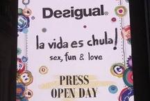 Desigual 'Sex, Fun & Love' + You&Me Albariño / Press Open Day Desigual 'La vida es chula, Sex, Fun & Love' + You&Me Albariño - Madrid