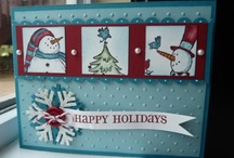 Stampin Up Snow Much Fun / by Cathy Billings